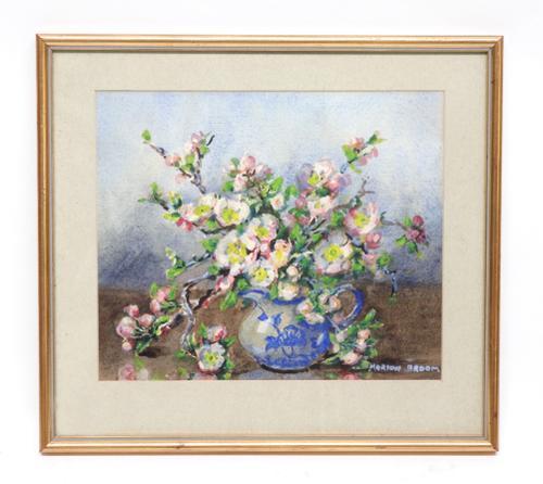 Marion L Bloom - Still Life Flowers (1 of 1)