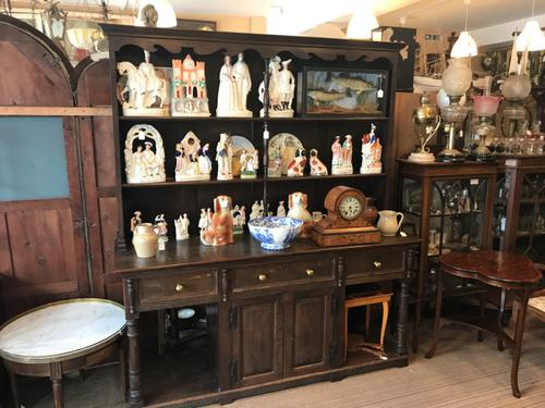 Good Solid Oak Dresser c.1890 (1 of 10)