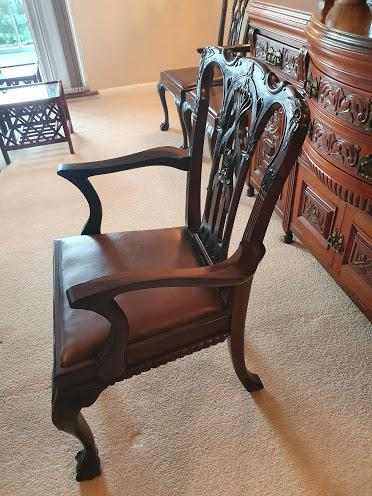 Top Quality Set of 6 Chairs c.1880 (1 of 2)