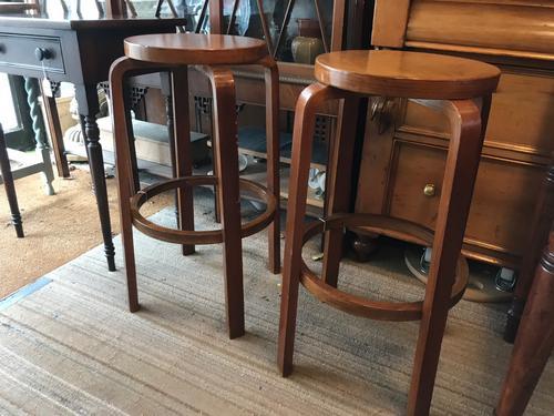 Pair of Art Deco Stools (1 of 1)
