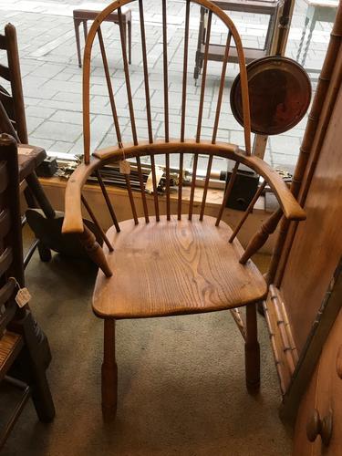Windsor Ash & Elm Armchair (1 of 1)