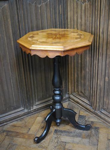 Specimen Wood Wine Table (1 of 6)