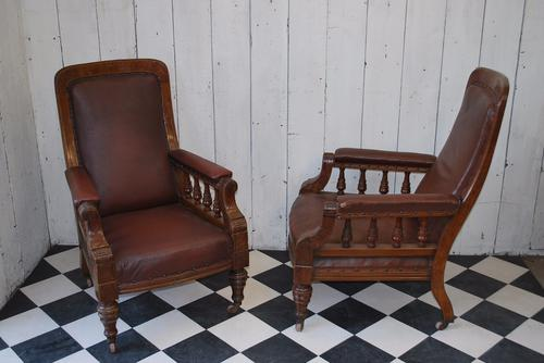 Pair of Armchairs c.1850 (1 of 1)