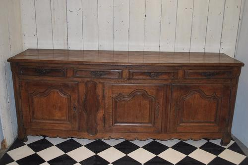 Antique French Enfilade / Dresser Base C.1780 (1 of 1)