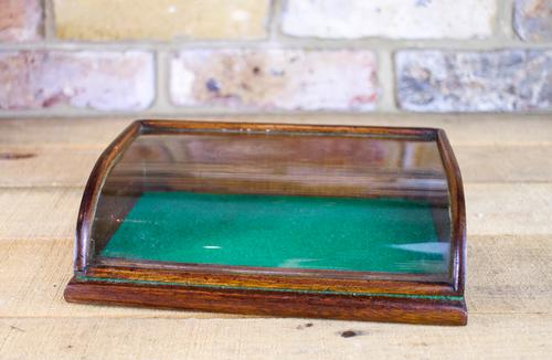 Small Display Cabinet c.1900 (1 of 1)
