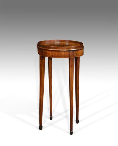 Georgian Mahogany Urn Stand c.1780 (1 of 1)