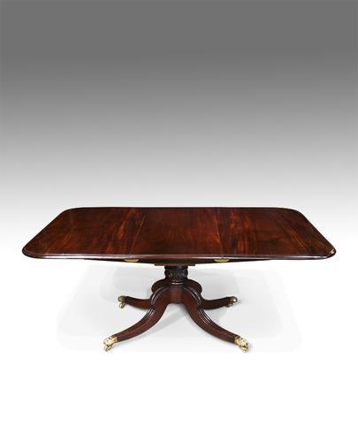 Regency Extending Dining Table (1 of 1)