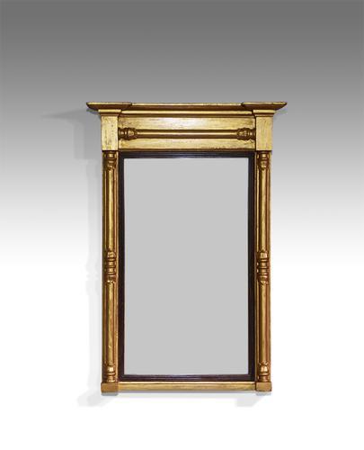 Gilt Pier Mirror c.1820 (1 of 1)