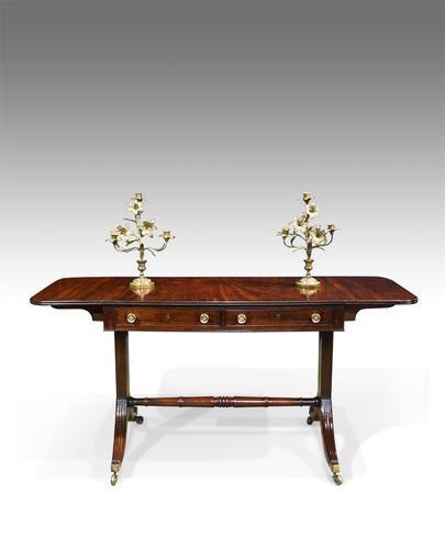 Regency Sofa Table c.1820 (1 of 1)