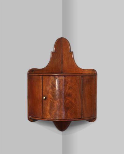 Small 19th Century Corner Cupboard (1 of 1)