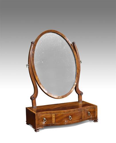 George III Toilet Mirror c.1790 (1 of 1)