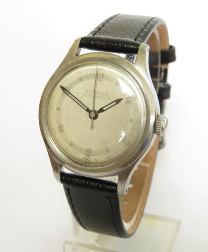 Gents Eterna Bumper Automatic Wrist Watch (1 of 5)