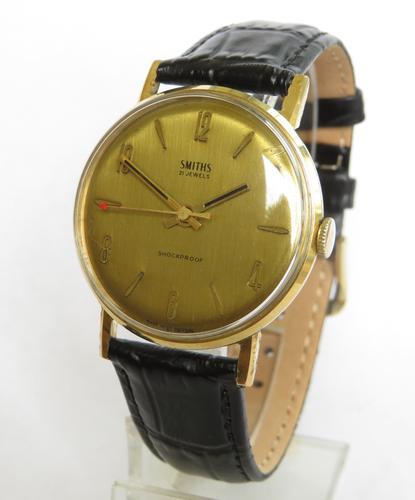 Gents 1960s Smiths Wrist Watch (1 of 4)