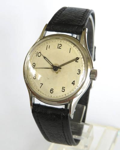 Gents 1940s Georges Beguelin Wrist Watch (1 of 5)