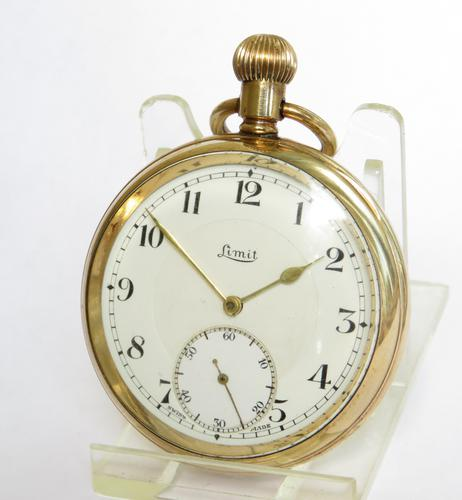 1920s Limit Pocket Watch (1 of 5)