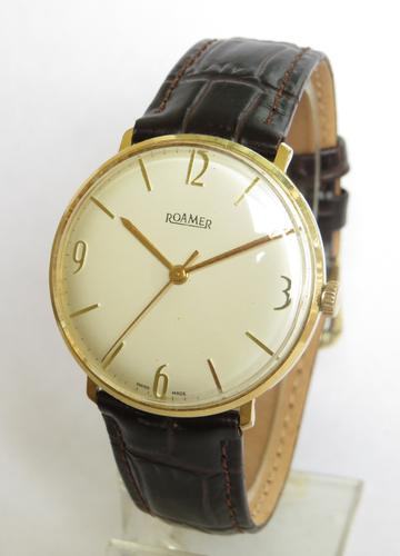 Gents 1960s Roamer Wrist Watch (1 of 5)