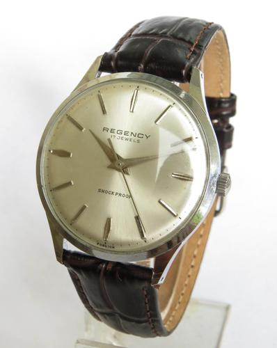 Gents 1970s Regency Wrist Watch (1 of 5)