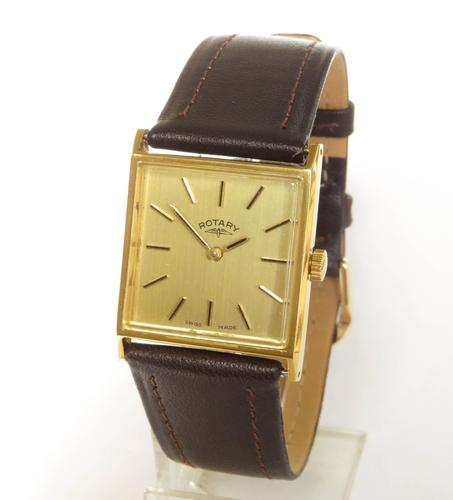 Gents 1970s Rotary Wrist Watch (1 of 5)