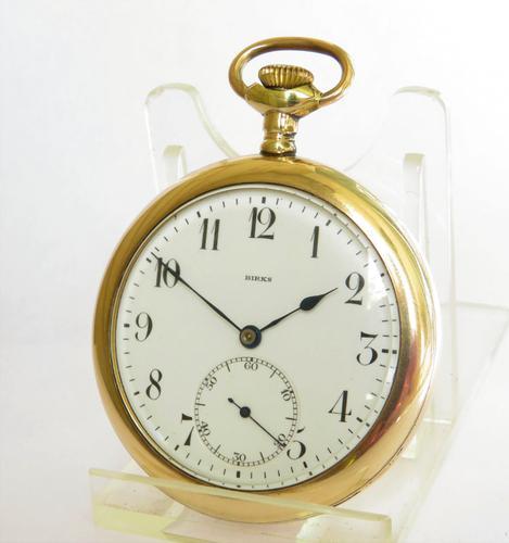 1920s Birks Pocket Watch (1 of 4)