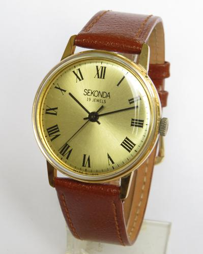 Gents 1970s Sekonda Wrist Watch (1 of 5)
