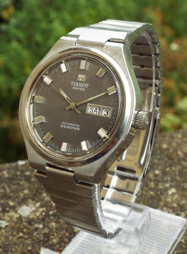 Gents Tissot Seastar Wrist Watch, 1974 (1 of 1)