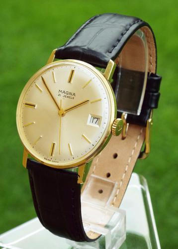Gents 1960s Magna Wrist Watch (1 of 1)