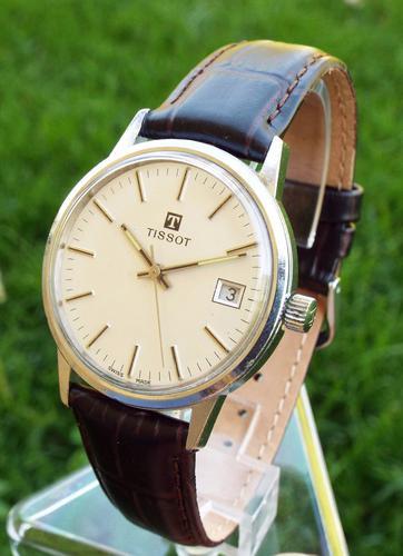 Gents 1970s Tissot Wrist Watch (1 of 1)