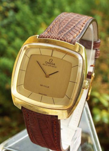 Gents Omega De Ville Wrist Watch, 1972 (1 of 1)