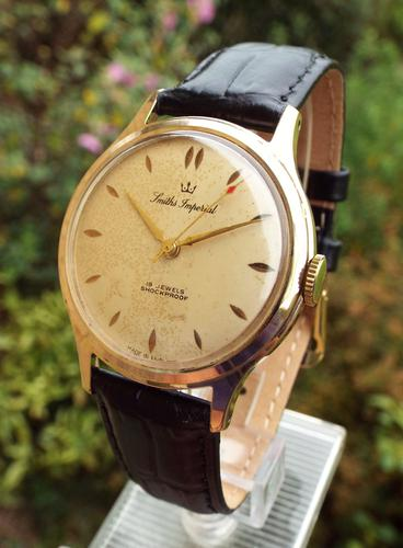 Gents 1950s Smiths Imperial Wristwatch (1 of 1)