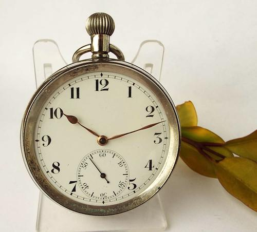 1920s Limit Pocket Watch (1 of 1)