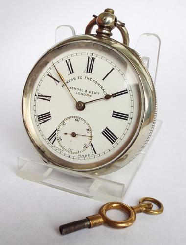 Antique Kendal & Dent Pocket Watch (1 of 1)