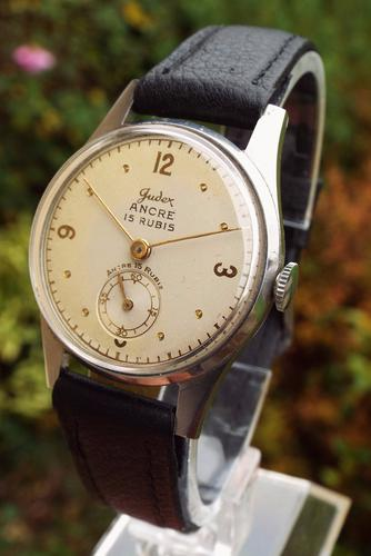 Gents Judex Wrist Watch, 1940s / 1950s (1 of 1)