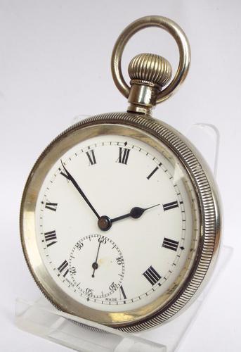 Limit No 2 Pocket Watch for British Rail (Midlands) (1 of 1)