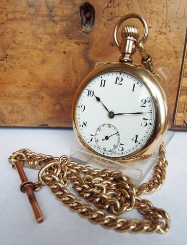 Valmor Pocket Watch by Fulda & Davis (1 of 1)