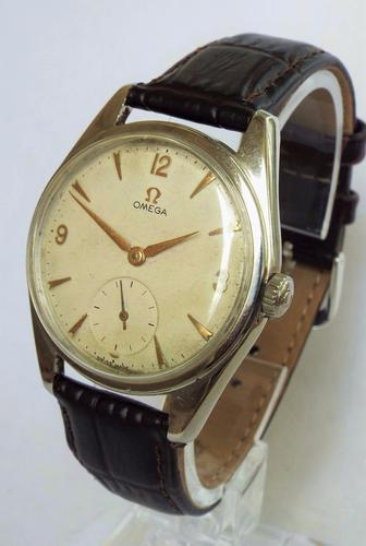 Gents Good-Sized Omega Wrist Watch, 1962 (1 of 1)