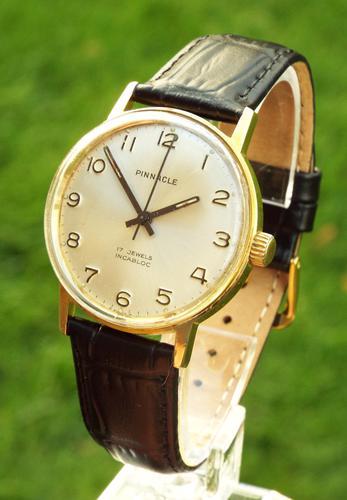 Vintage 1960s Gents Pinnacle Wrist Watch (1 of 1)