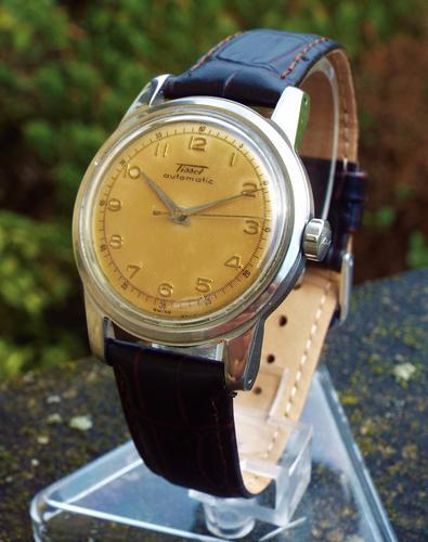 Gents 1952 Tissot Bumper Automatic Wristwatch (1 of 1)