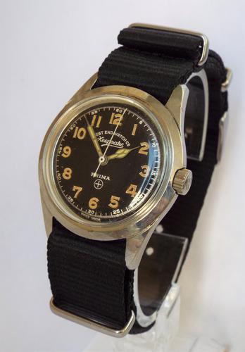 West End Watch Co Keepsake Prima Military Watch (1 of 1)