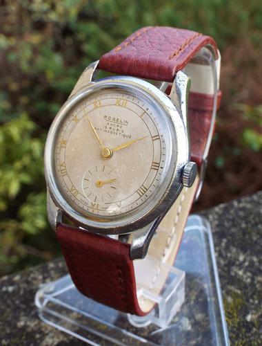 Gents 1950s Rogelin Wristwatch (1 of 1)