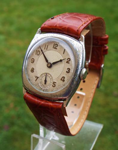 Gents 1930s Tavannes Wrist Watch (1 of 1)