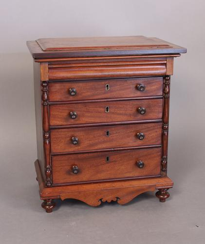 Apprentice Piece Chest of Drawers c.1860 (1 of 1)