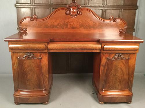 Quality Victorian Sideboard C.1850 (1 of 8)