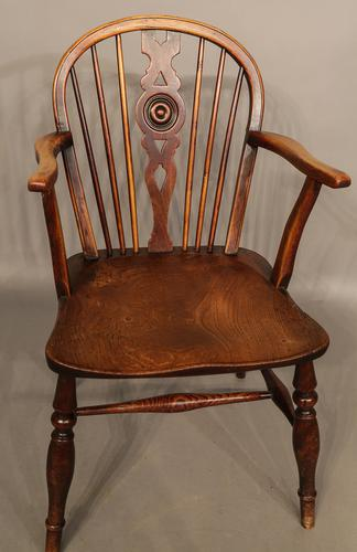 Thames Valley Windsor Chair Prior Family c.1830 (1 of 1)