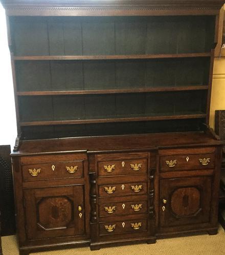 Antique Welsh Dresser Oak C.1800 (1 of 1)