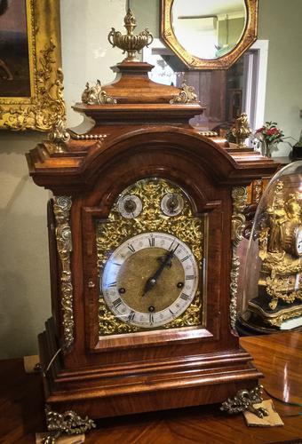 Stunning Victorian Mantle Clock (1 of 1)