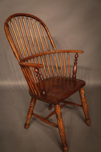 West Country Windsor Chair c.1830 (1 of 1)