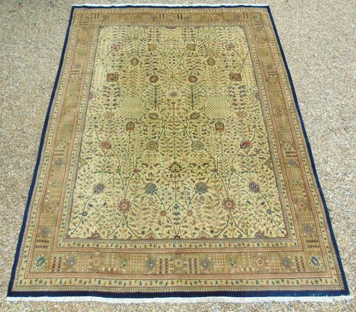 Antique Tabriz Carpet Room Size (1 of 10)