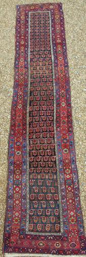 Antique Malayir Runner Carpet (1 of 6)