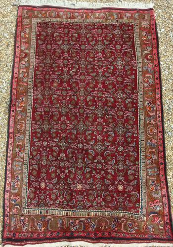 Bidjar Carpet c.1930 (1 of 5)