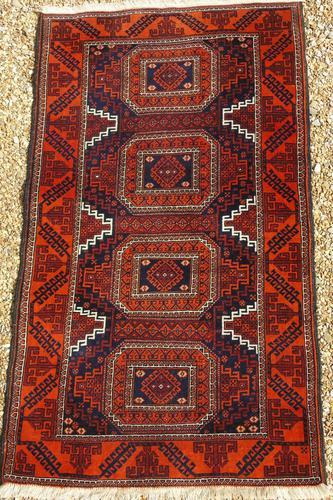 Balouch Carpet c.1930 (1 of 6)
